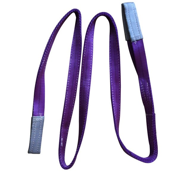 Flat endless lifting sling Round Polyester Lifting Sling