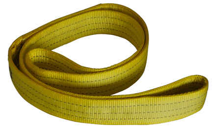 Polyester Flat Endless Lifting Belt Sling