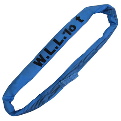 WLL 70T 70000kg Polyester Round Slings, Heavy Duty Endless Round Lifting Slings,Endless Round Webbing Sling